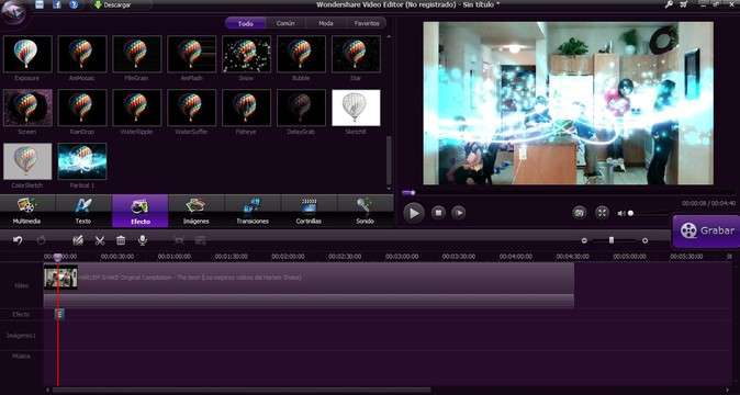 Wondershare Video Editor Serial Key