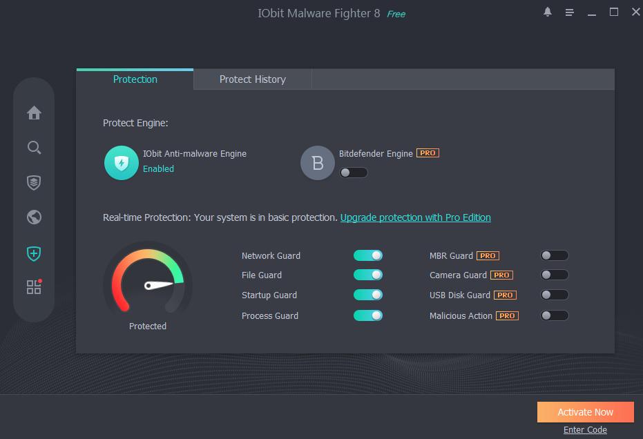 IObit Malware Fighter Pro Activation Key