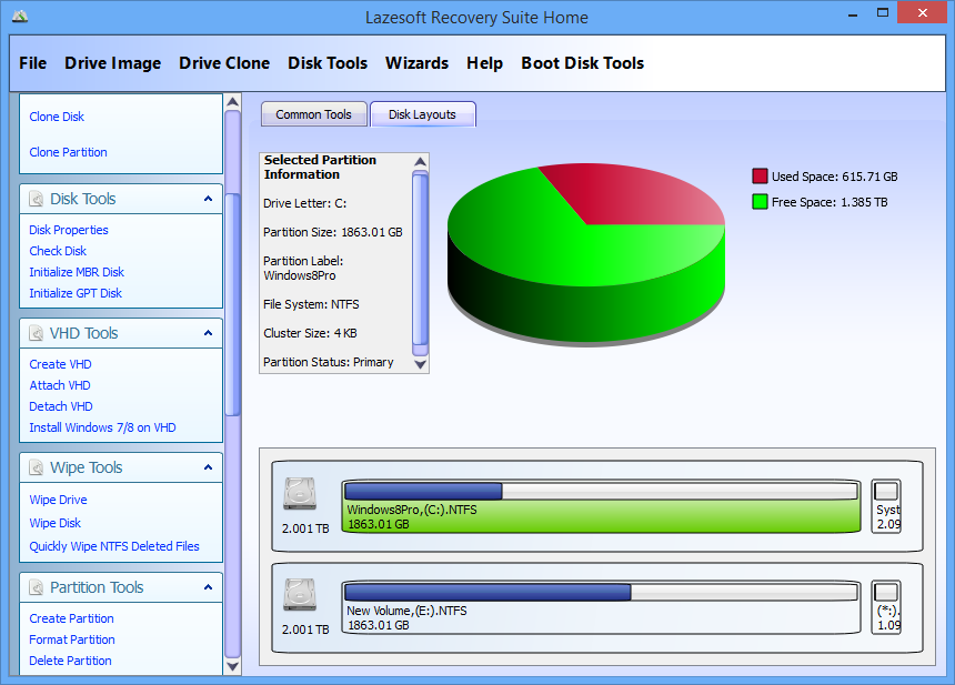 Lazesoft Recovery Suite Serial Key