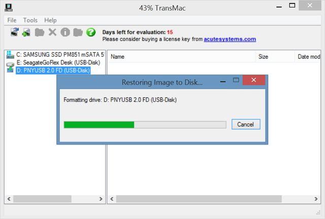 TransMac License Key