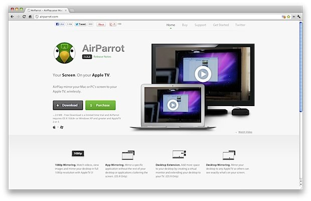 AirParrot License Key
