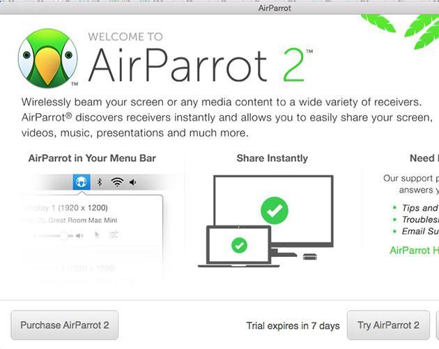 AirParrot Serial Key