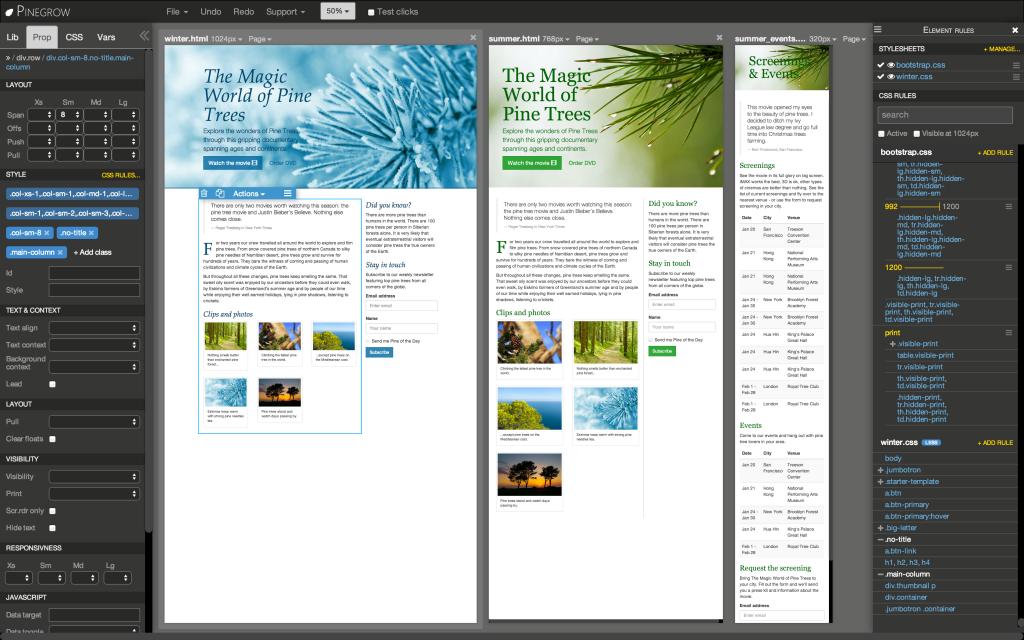 Pinegrow Web Editor Serial Key