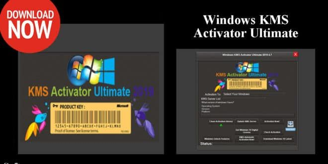 Windows KMS Activator Serial Key