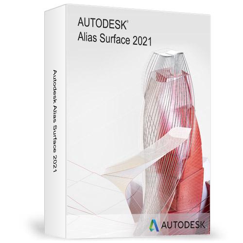 Autodesk Alias SurfaceCrack