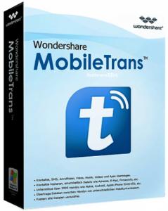 Wondershare MobileTrans Crack