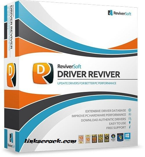 ReviverSoft Driver Reviver License Key